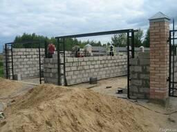 Строительство гаража под ключ Одесса