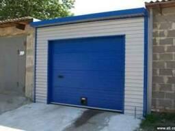 Строительство гаража. Строительство гаража под ключ.
