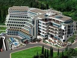 Строительство гостиниц