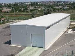 Строительство холодильного склада