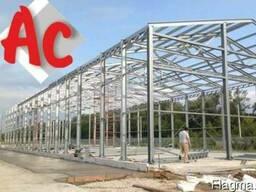Строительство и проектирование быстровозводимых зданий.