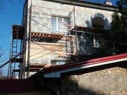 Строительство котеджей
