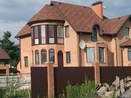 Строительство коттеджей в Броварах.