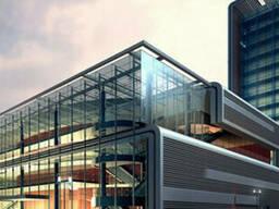 Строительство офисов и офисных центров