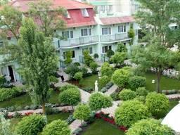 Строительство отелей «под ключ» в Киеве и Киевской области.