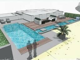 Строительство, проектирование и оборудование для бассейнов