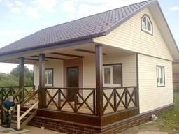Строительство, ремонт и отделка домов