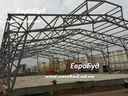 Строительство складов и ангаров Одесса - фото 2