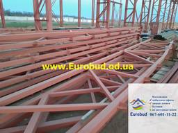 Строительство складов и ангаров Одесса - фото 3