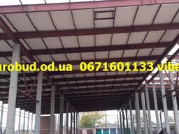 Строительство складов и ангаров Одесса - фото 5