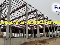 Строительство складов и ангаров Одесса - фото 6