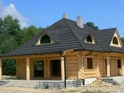 Строительство срубов бань беседок дом сруб