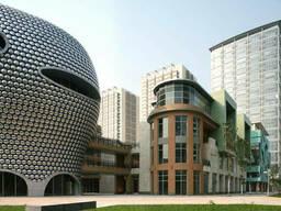 Строительство суперсовременных жилых кварталов. ..