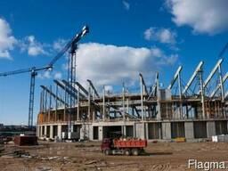 Строительство торговых центров «под ключ» в Киеве и Киевской