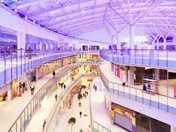 Строительство торговых центров, ТРК и ТРЦ