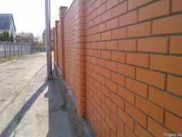 Строительство заборов в Днепропетровске