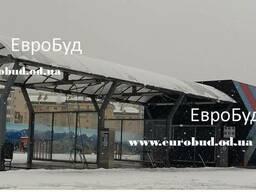 Строительство автомойка само- обслуживания Одесса