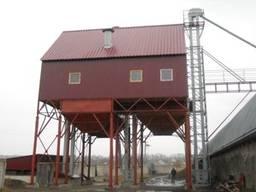 Строительство зерноочистительных комплексов, ЗАВ, КЗС