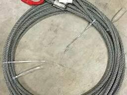 Строп канатный (паук) 4СК 3, 2 тонны 1-20 метров