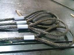 Строп канатный (чалка) СКП (УСК1) 0, 8т 1-20 метров