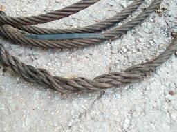 Строп канатный кольцевой(заплетка) СКК-12,5 L=10м