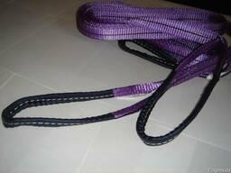 Строп текстильный петлевой 1т 1-20м