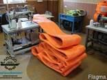 Стропы текстильные петлевые (чалки) от 1 до 25 тонн 1-20 м - фото 2