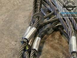 Стропы тросовые СКП 1,6т 1-20м