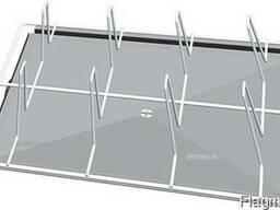 Структура для жарки кур-гриль UNOX GRP 825 (530х235)