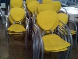 Стул б/у для кафе Мебель для летней площадки - фото 1