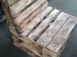 Стул деревянный, кресло из дерева, стульчики, стула из поддо