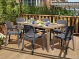 Садовая мебель Samanna Lima Dining Set Allibert, Keter - фото 3