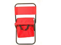 Стул Кенгуру MH-3071 27х22х43 см, красный