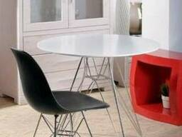 Стол Прайз d800*700 (белый), Domini