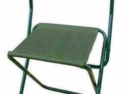 Туристический стул складной Ranger Desna Зеленый (RA 4405)