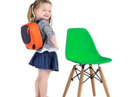 Детский стул Тауэр Baby зеленый желтый розовый белый