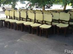 Куплю стулья бу кафе, столы для кафе б у и другую мебель