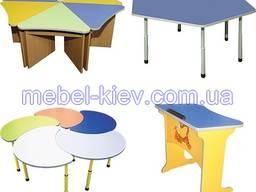 Столы для детей в садик, детские столики