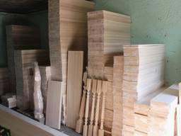 Ступени деревянные из бука, балясины поручни из Бука. Низкая цена!!! Почтой по Украине