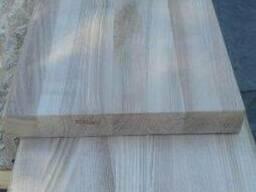 Ступени сосновые/березовые, для лестницы: балясины, поручни