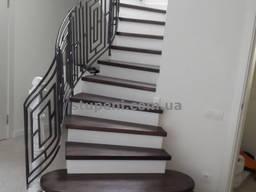 Деревянные лестницы: проектирование, изготовление, монтаж