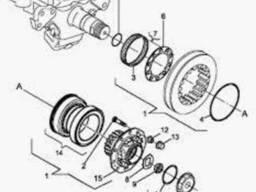 Ступица дисковый тормоз Рено Магнум, Премиум DXI.7421022433