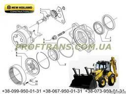 Ступица New Holland LB110 сателлит ступицы бортовий редуктор