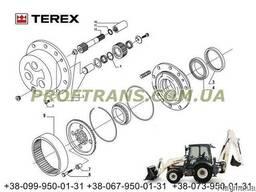Ступица TEREX 860 сателлит ступицы, бортовой редуктор хода