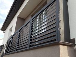 Балкон декоративний і сучасний. Монтаж та демонтаж балкону.