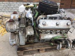 Судовой дизельный двигатель ЯМЗ-236М2