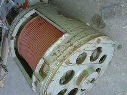 Судовые лебедки в комплекте с эл двигателем МАП