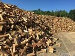 Сухие дрова сосна колотые Киев Киевская область с доставкой - фото 2