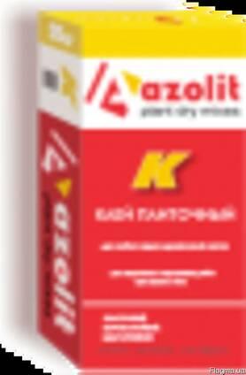 Сухие строительные смеси Азолит
