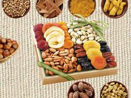Сухофрукты, орехи, масла и пряности со всех уголков мира!